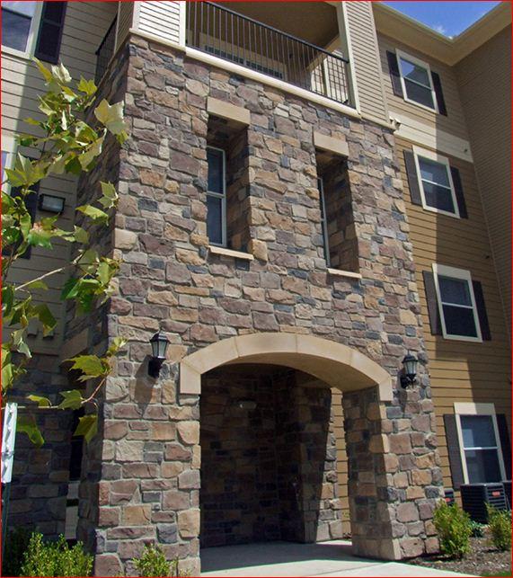 West Oaks Apartments: Federal Masonry Jobs